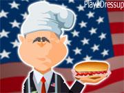 بوش الطباخ